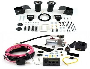 Air Lift Control Air Spring Wireless Air Compressor Kit For 1500 4wd Rwd