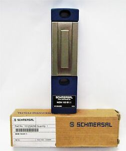Schmersal Mzm 100 b1 1 Electro magnetic Locking Actuator 101204290