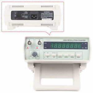 Vc3165 Radio Frequency Counter Rf Meter 0 01hz 2 4ghz Led Professional Tester