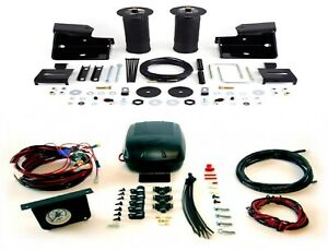Air Lift Suspension Air Bag Single Path Leveling Kit For Sierra Silverado 1500