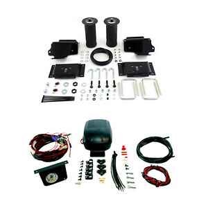 Air Lift Control Air Spring Single Path Leveling Kit For F 150 Pickup Mark Lt