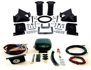 Air Lift Rear Suspension Air Bag Single Path Leveling Kit For F 150 4wd rwd