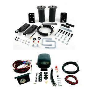 Air Lift Control Air Spring Single Path Leveler Kit For 00 06 Toyota Tundra