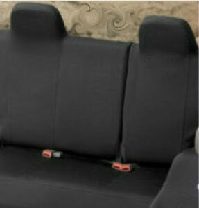 Dodge Ram 2004 2008 Seat Covers Rear Black