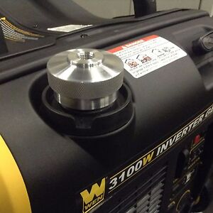 Wen 3100 Watt Inverter Generator Extended Run Fuel Cap