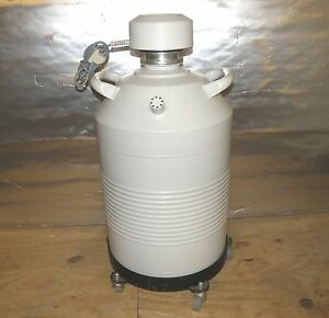 Cryo Liquid Nitrogen Storage Tank Model 25ld sf