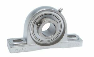 Kml 1 1 2 Ssucp208 24 Stainless Steel Bearing