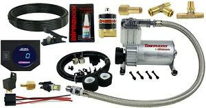 Tow Assist Control In Cab Air Height Control Electric Switch Kit
