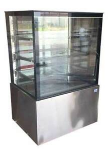 Alamo 36 3 Foot Refrigerated Glass Bakery Display Case model Xcd900 3 New