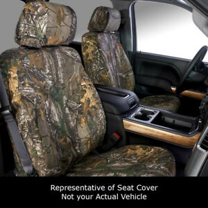 Seat Covers Sewn With Carhartt Fabric Ssc3395caxb Fits Dodge Ram 2009 2010