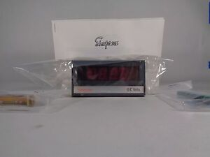 Simpson 24503 2865 Digital Panel Meter 2800 Series 3 1 2 Digits Dc Voltage