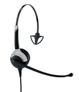 New Gsi 61 Audiometer Headset With Microphone And Monitor Earphone