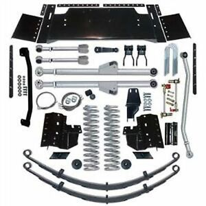 Rubicon Express Re6300 5 5 Long Arm Suspension Lift Kit For 84 01 Cherokee Xj