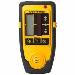 Cst berger Rd5 Laser Detector With Rod Clamp
