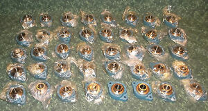 40 New 3 4 2 Bolt Flange Bearing Rak Sb204 12pm 40513 bpr6