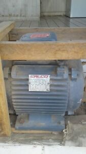 Calco Electric Motor 3 Phase