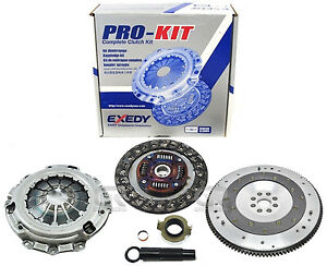 Exedy Pro kit Clutch Grip Flywheel Aluminum For Rsx Type s Civic Si 2 0l K20