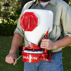 Chapin Chest mounted Spreader Model 8700a 680 Cu In Capacity