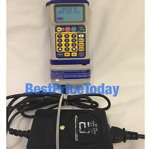 Hospira Iv Pca Gemstar Abbott Epidural Infusion Blue Pca Pump Power Supply