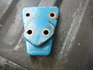 Ford 8000 Tractor 6 Cylinder Diesel Cover Housing C7nn F916 Bfree Shipping