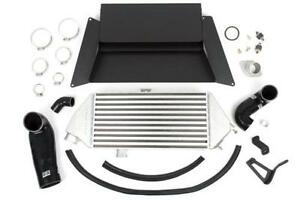 Grimmspeed Top Mount Intercooler Tmic In Silver For 05 09 Legacy Gt 090027
