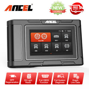Foxwell Nt510 Bmw All System Engine Abs Srs Airbag Car Diagnostic Tool Scanner