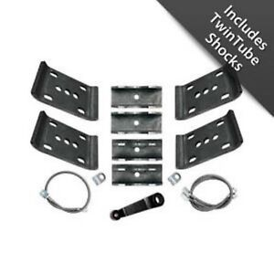 Rubicon Express Re5015t 5 5 Spring Over Conversion Lift Kit For 87 95 Wrangler