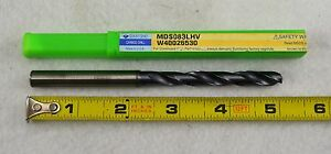 Sumitomo Thru Coolant Carbide 3 Flute Drill 8 3 Mm Mds083lhv