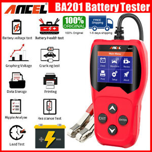 Ad510 Car Code Reader Obd2 Can Scanner Engine Battery Check Diagnostic Tool