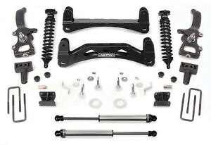 Fabtech K2001dl 6 Performance System W Dirt Logic Ss Shocks For 04 08 F150 2wd