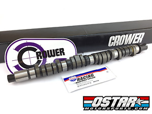 Crower Stage 3 Full Race Camshaft For 1992 95 Honda Civic Si ex D16z6
