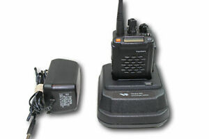 Vertex Vx800 Vx 800 Uhf 450 485 Mhz Full Keypad Portable Radio