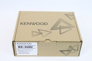 Kenwood Nx340 Nx 340 Nexedge Uhf 450 520 Mhz New