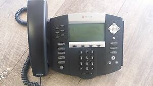 Polycom Soundpoint Ip650 Sip Phone