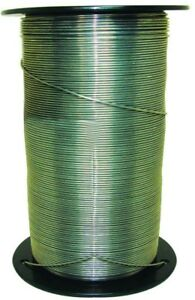 Field Guardian 1 2 Mile 15 gauge Aluminum Wire Horse Fencing
