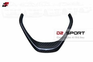 Carbon Fiber Steering Wheel Cover For Bmw F20 F21 1 series F22 F23 2 series