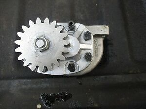 1975 International 1566 Diesel Farm Tractor Hydraulic Pump Free Ship