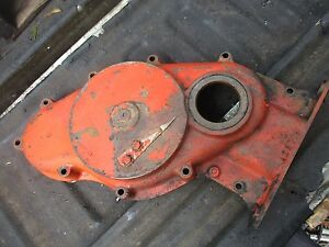 1968 Case 930 Diesel Comfort King Tractor Timing Cover A20719 Free Shiip