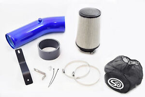 Cold Air Intake Kit W S B Dry Filter Wrap 99 5 03 Ford 7 3l Powerstroke Diesel