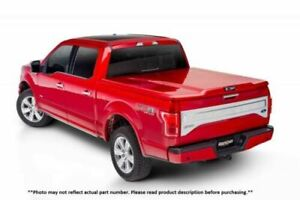 Undercover Uc2158s Unpainted Elite Lx Tonneau Cover For Ford F 150 With 66 Bed