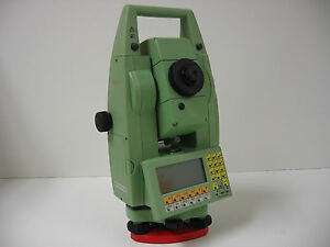 Leica Tca1103 3 Total Station Only For Surveying One Month Warranty