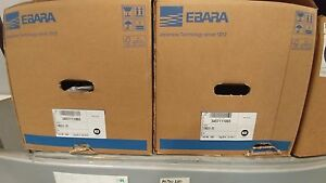 Two Ebara Model Evmsu15 3fs 7 5hp 3 Phase Vertical Multistage Pumps