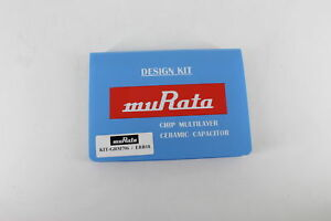 Murata Kit grm706 erb18 Ceramic Capacitor Design Kit