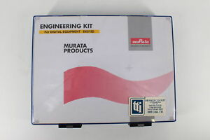 Murata Ek015d Design Engineering Ceramic Chip Capacitors Kit