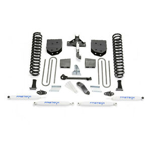 Fabtech K2130 Basic 6 System W Performance Shocks For Ford F350 f450 4wd