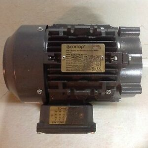 Echtop Industrial Three Phase Motor With All Paperwork Included