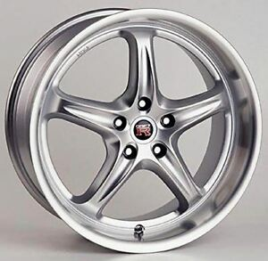 Roh Drift R 18 18x8 18x9 Rims Wheels Wheel Chevrolet Camaro 1994 2002 Set Of4