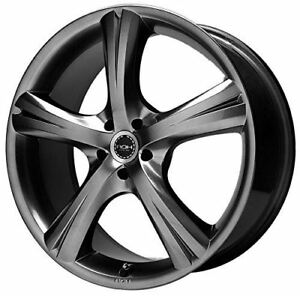 Roh Fury 19 19x8 Rims Wheels Wheel 5x120 Monaro Pontiac Gto Set Of 4