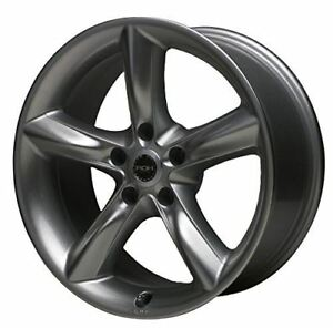 Roh Rt 18 18x9 Rims Wheels Wheel 5x115 Dodge Charger 2006 2017 Set Of 4