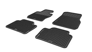 All Weather Rubber Floor Mats For Bmw F30 3 Series 4 Series 12 13 14 15 16 17 18